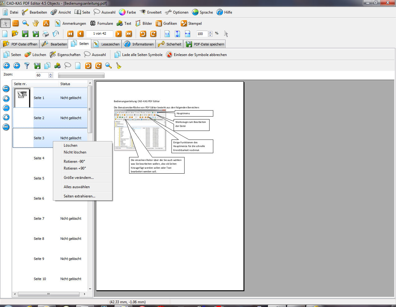 Download 2 5 cad editor kas pdf free hiremanager for Online cad editor