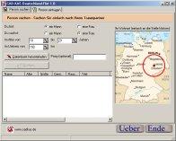 Screenshot vom Programm: Deutschland-Flirt