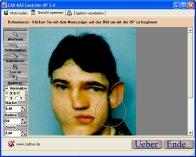 تحميل برنامج لتغيير ملامح الوجه و العبث بها Face-OP 2.0 Face