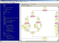 Click to view C/Delphi/Basic Code 2 Flowchart 1.0 screenshot