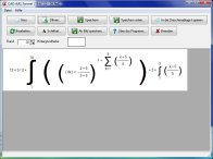 Screenshot vom Programm: Formel 2 Bild Editor