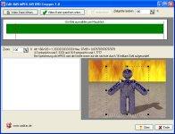 MPEG AVI DVD Cropper