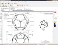 Screenshot vom Programm: PDF 2 DXF
