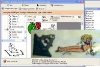 Screenshot vom Programm: Window-Design-Drucker